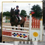 SJ Training continues at Hagans Croft Equestrian