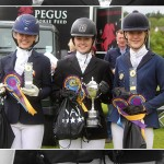 Iveagh's Successful Campaign to the UK Pony Club Championships
