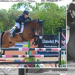 Good Luck Wishes to Niamh at RDS 128cm Pony Championships