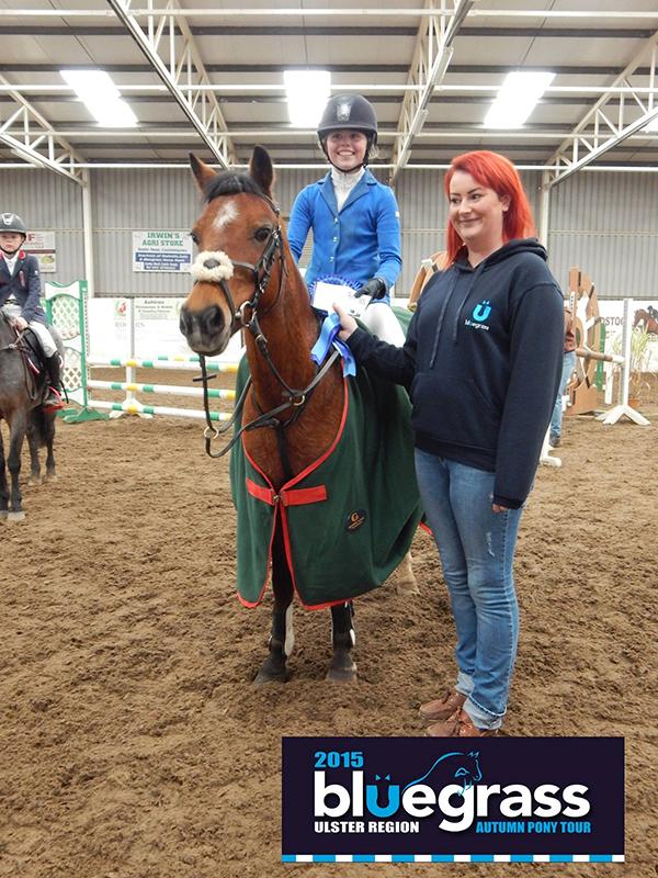 Bluegrass Ulster Region Autumn Pony League Kernan