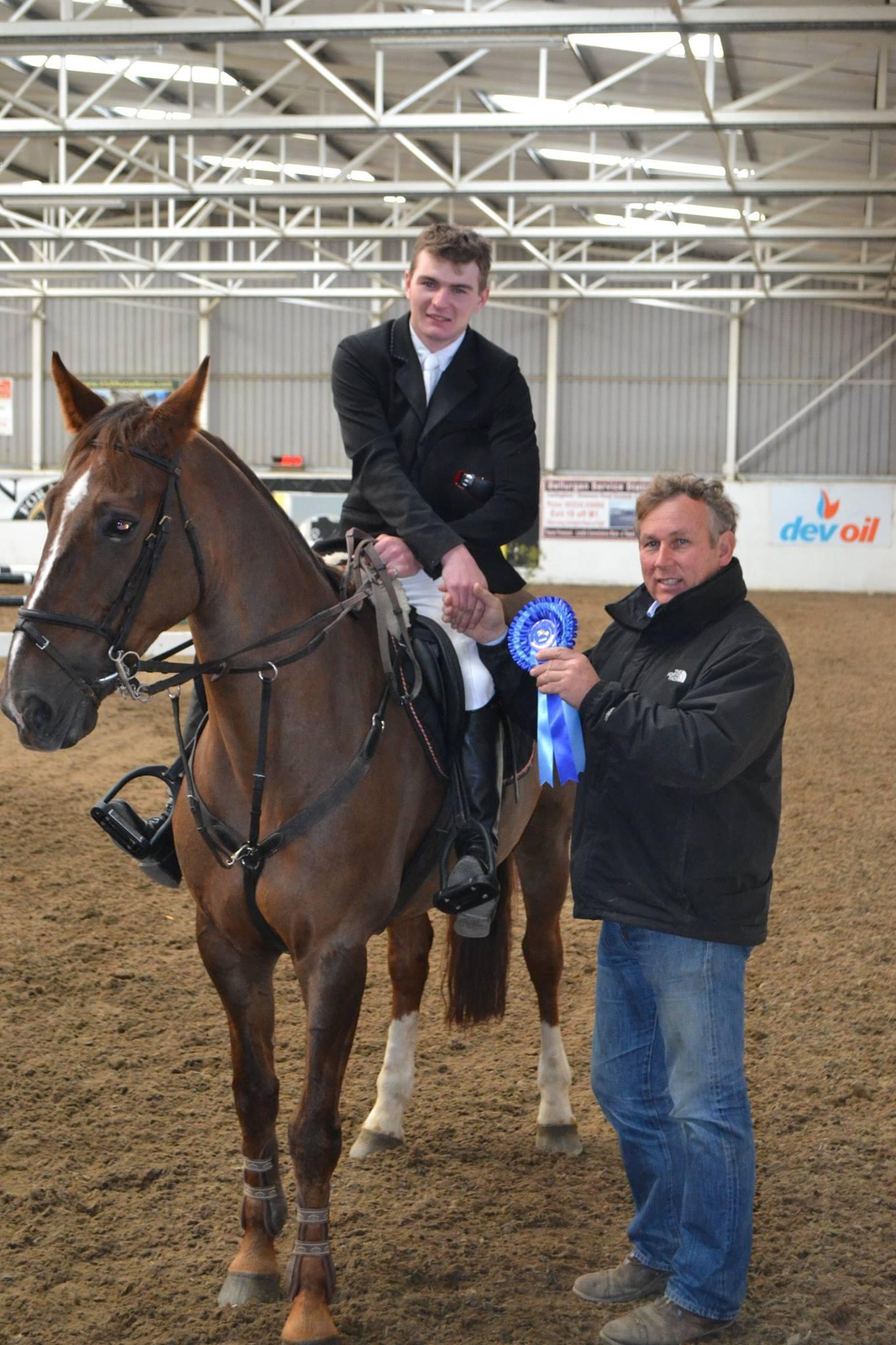 Gain Alltech Autumn Grand Prix League At Kernan Equestrian