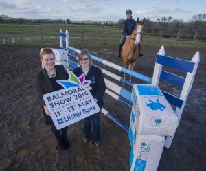 Boyd Bedding to sponsor shavings, Coloured Horses and SJ1 at Balmoral Show.