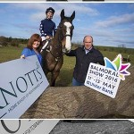National Showjumping Qualifiers for Balmoral Show