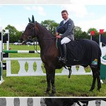 Sean Kavanagh and Dungar Clover Brigade win Mervue Equine LST at Ballivor