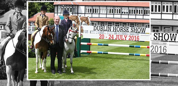 Dublin Horse Show Officially Launched